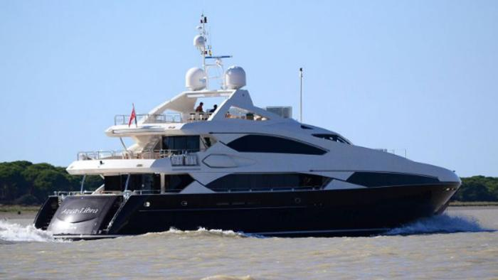 Aqua Libra - SYM Superyacht Management