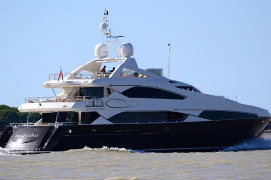 Aqua Libra - SYM Superyacht Management