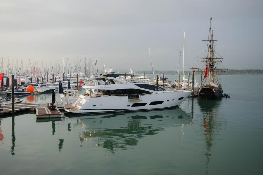 London Boatshow 2015