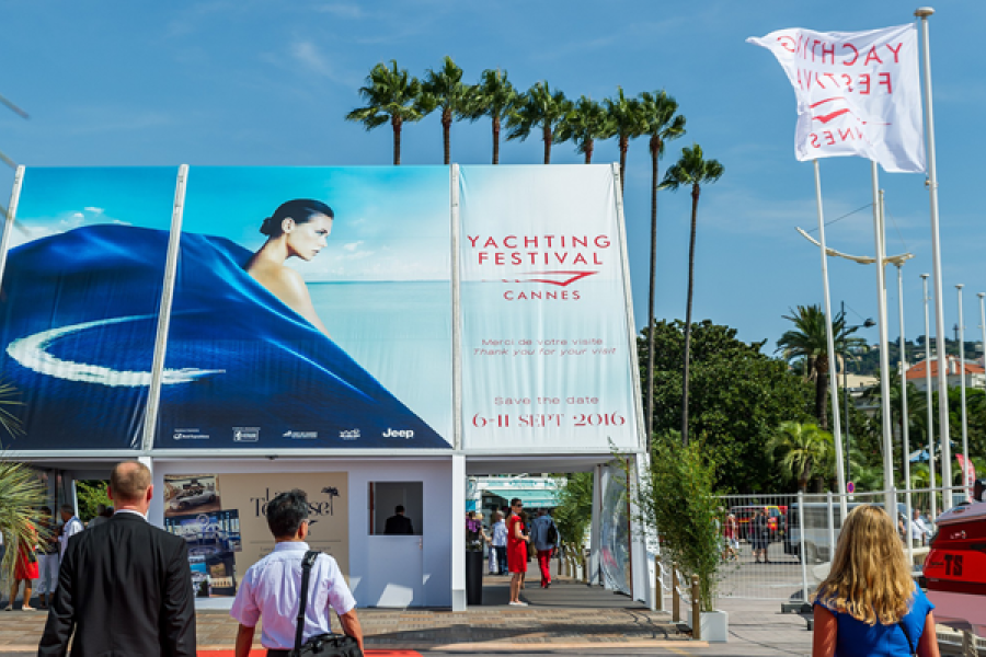 SYM Superyacht Management at Cannes Boat Show