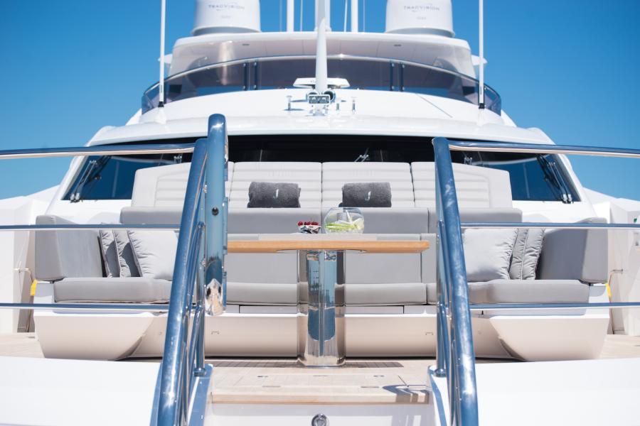 SYM Superyacht Management Sunseeker 131 Yacht Jacozami