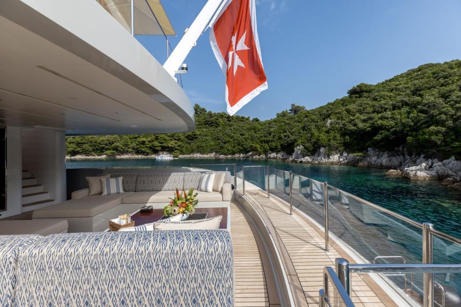 LAMMOUCHE PHOTOSHOOT - SYM Superyacht Management, Port Camille Rayon, Golfe Juan