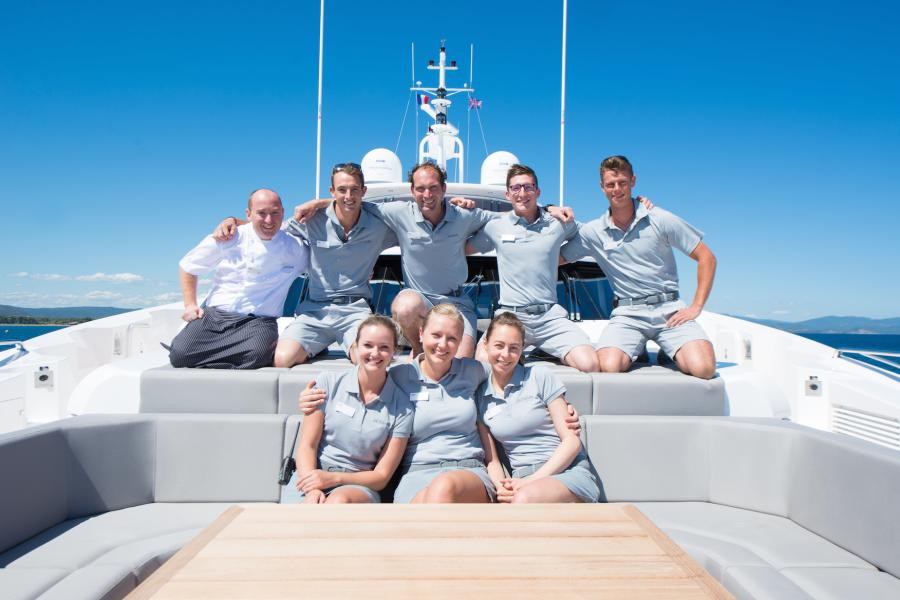 SYM Crew How to write a yachting CV
