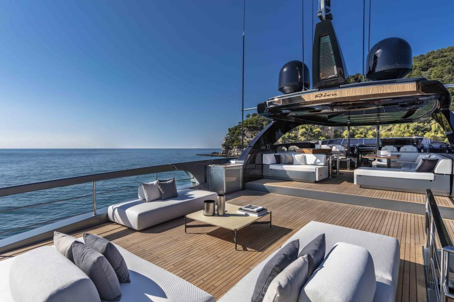 Figurati - New managed yacht for SYM Superyacht Management, Port Camille Rayon