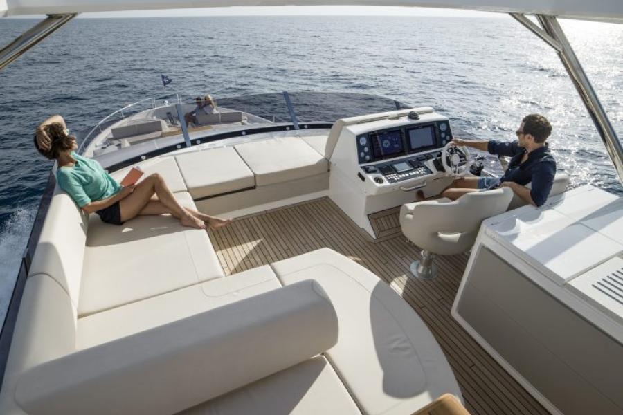 Sunseeker Yachts Lycoocean 76