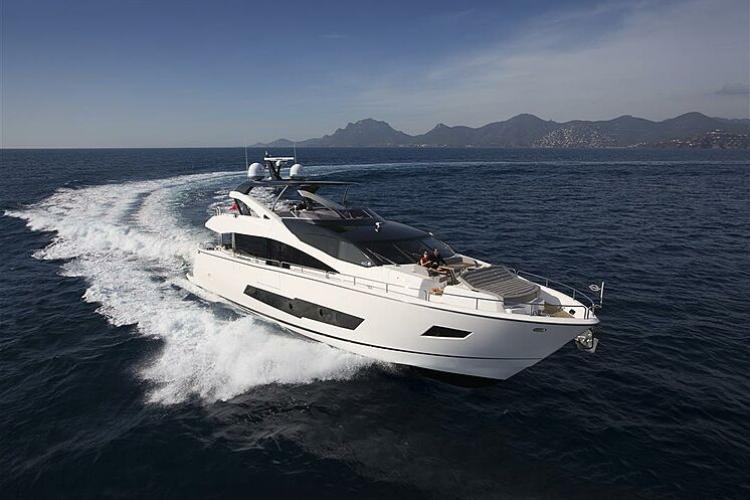 hero yacht for charter Superyacht Times