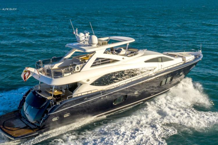Alfie Buoy yacht sold SYM